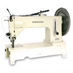 Top and Bottom Feed Extra Heavy Duty Lockstitch Sewing Machine