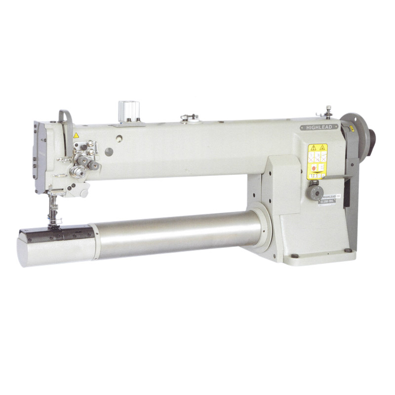 Two Needle Long Arm Cylinder Bed Heavy Duty Compound Feed Lockstitch Impressive Juki Cylinder Bed Sewing Machine